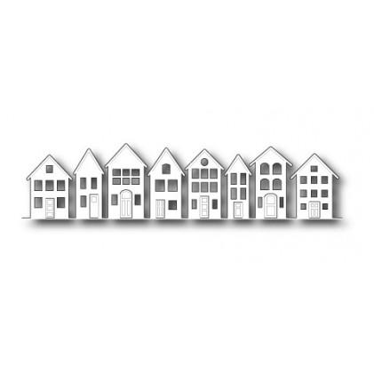 Poppy Stamps Stanzschablone - Brevilla Houses