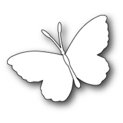 Poppy Stamps Stanzschablone - Whidbey Butterfly