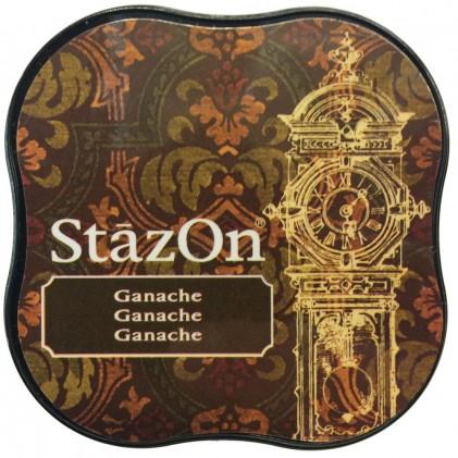StazOn Midi Ink Pad Stempelkissen - Ganache