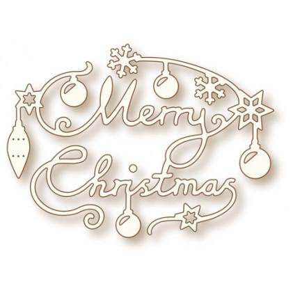 Wild Rose Studio Stanze - Merry Christmas