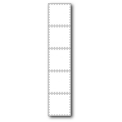 Memory Box Stanzschablone - Perfect Patch Strip