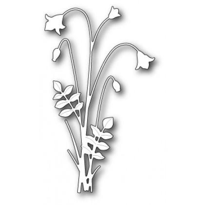 Poppy Stamps Stanzschablone - Fritillaria Bouquet