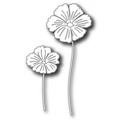 Poppy Stamps Stanzschablone - Velvet Blossom