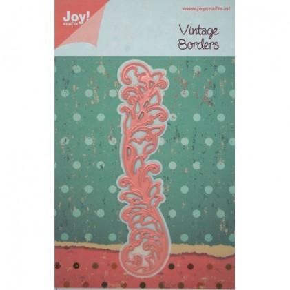 JoyCrafts Stanzschablone - Vintage Borders 1