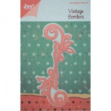 JoyCrafts Stanzschablone - Vintage Borders 2