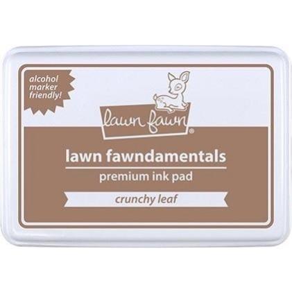 Lawn Fawn Premium Ink Pad - Crunchy Leaf