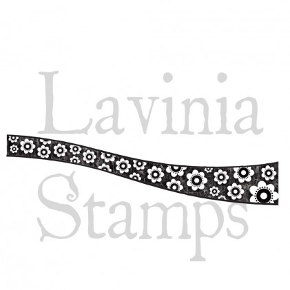Lavinia Stamps - Hill Border Bloom