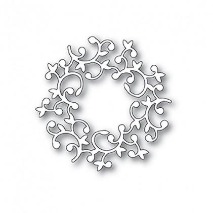 Memory Box Stanzschablone - Hutton Wreath