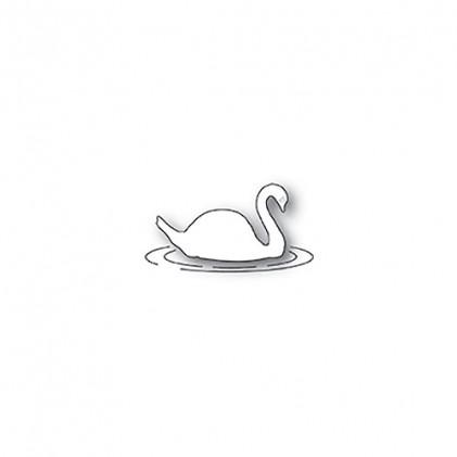 Memory Box Stanzschablone - Floating Swan