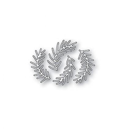 Memory Box Stanzschablone - Pine Wreath