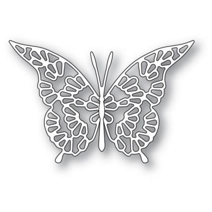 Memory Box Stanzschablone - Lace Butterfly - 20% RABATT