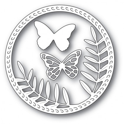 Memory Box Stanzschablone - Butterfly Frond