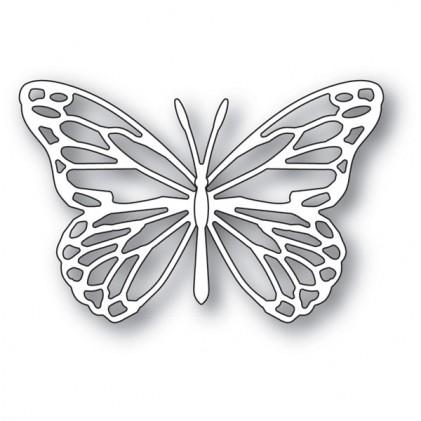 Memory Box Stanzschablone - Sofia Butterfly