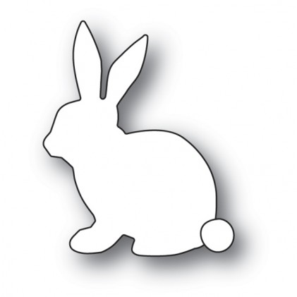 Memory Box Stanzschablone - Gentle Bunny
