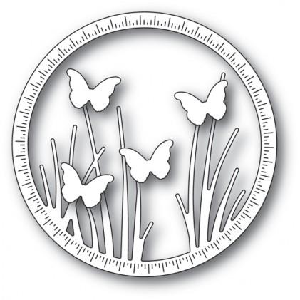 Memory Box Stanzschablone - Butterfly Meadow - 25% RABATT