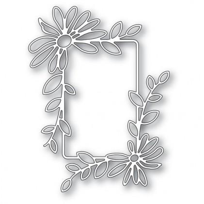 Memory Box Stanzschablone - Daisy Flower Frame