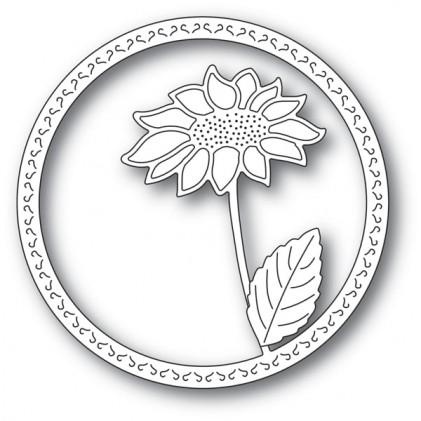 Memory Box Stanzschablone - Brilliant Sunflower