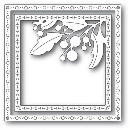 Memory Box Stanzschablone - Harvest Branch Corner Frame
