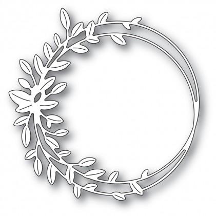 Memory Box Stanzschablone - Jovial Wreath