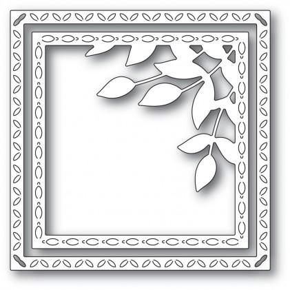 Memory Box Stanzschablone - Leafy Corner Frame