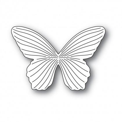 Memory Box Stanzschablone - Dreamy Butterfly