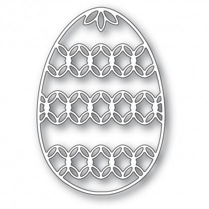 Memory Box Stanzschablone - Emmaline Egg