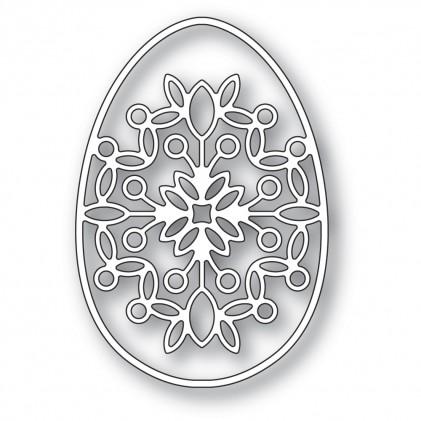 Memory Box Stanzschablone - Genoese Egg