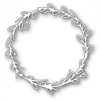 Memory Box Stanzschablone - Delicate Wreath