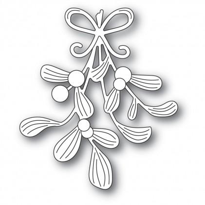 Memory Box Stanzschablone - Mistletoe Bundle