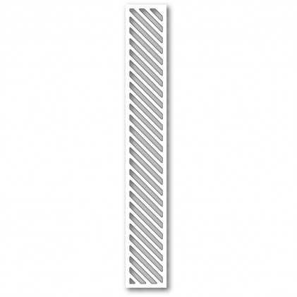 Memory Box Stanzschablone - Slim Diagonal Collage