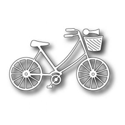 Memory Box Stanzschablone - Brand New Bicycle
