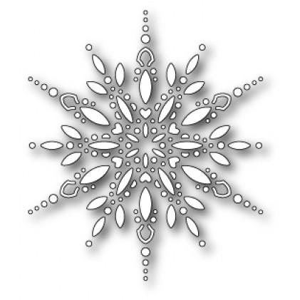 Memory Box Stanzschablone - Spectacular Snowflake