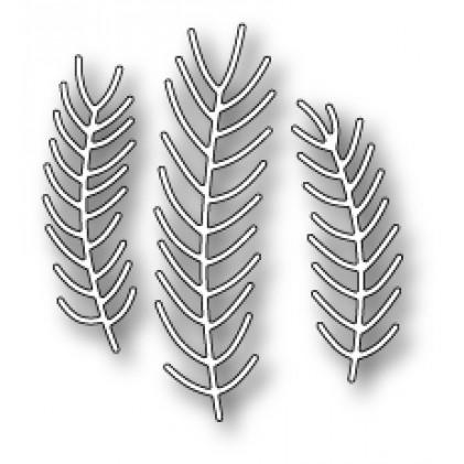 Memory Box Stanzschablone - Pine Needle Twigs