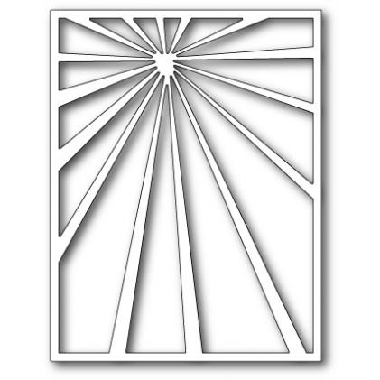 Memory Box Stanzschablone - Radiant Frame