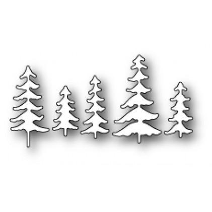 Memory Box Stanzschablone - Fresh Pine Trees