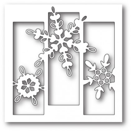 Memory Box Stanzschablone - Snowflake Spectacle