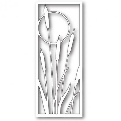 Memory Box Stanzschablone - Graceful Cattails