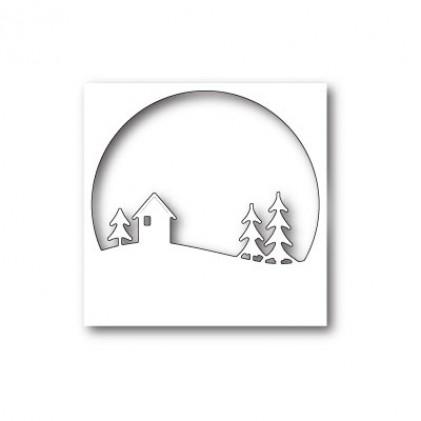 Memory Box Stanzschablone - Countryside Circle