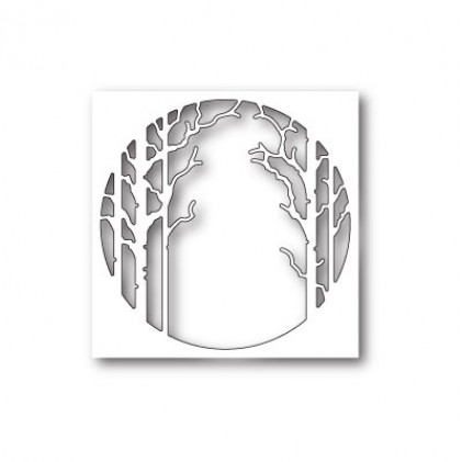 Memory Box Stanzschablone - Tree Branch Circle