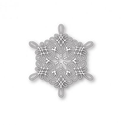 Memory Box Stanzschablone - Arpeggio Snowflake