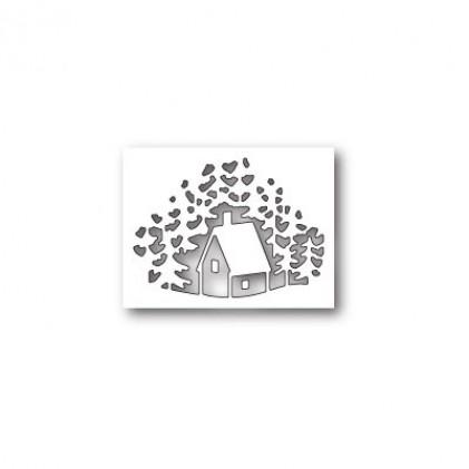 Memory Box Stanzschablone - Secret Cabin