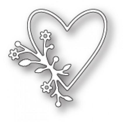 Memory Box Stanzschablone - Pembroke Heart