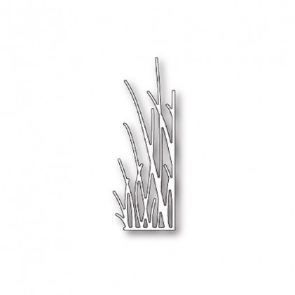 Memory Box Stanzschablone - Tall Grassy Stems Right Corner