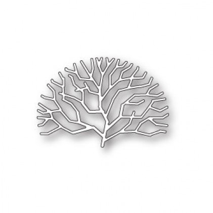 Memory Box Stanzschablone - Big Brain Coral