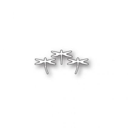 Memory Box Stanzschablone - Little Dragonflies