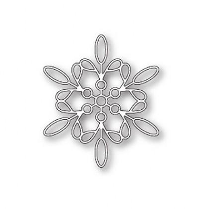 Memory Box Stanzschablone - Purslane Snowflake