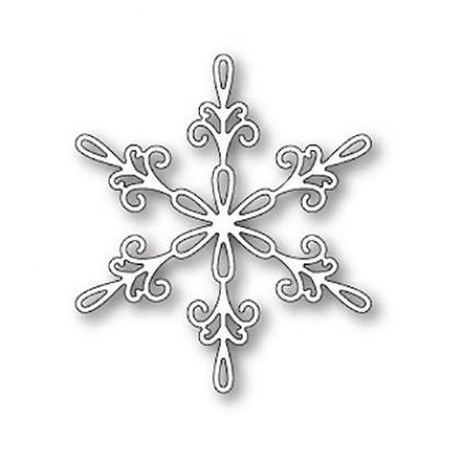 Memory Box Stanzschablone - Chancery Snowflake