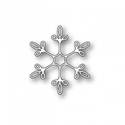 Memory Box Stanzschablone - Winsome Snowflake