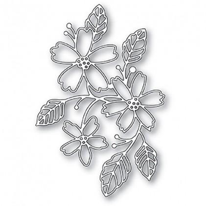 Memory Box Stanzschablone - Fresh Picked Flowers - 20% RABATT