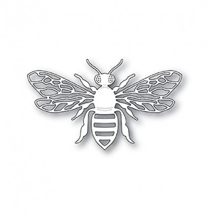 Memory Box Stanzschablone - Intricate Bee